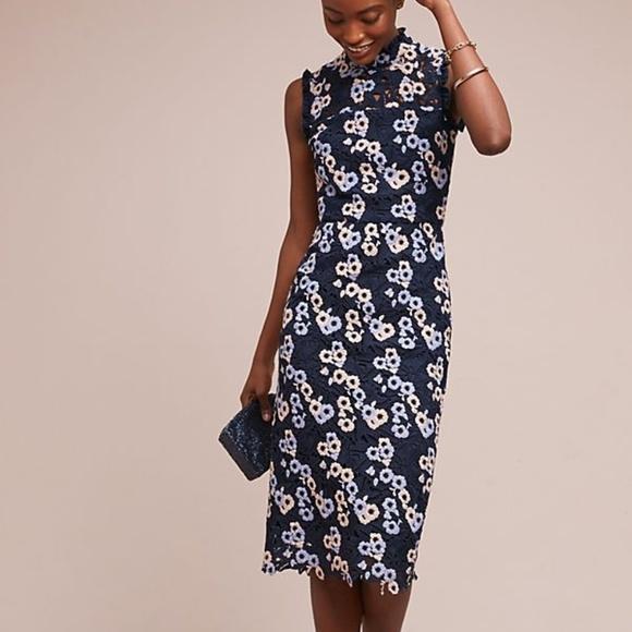 c1b06ce75df Daisy Lace Dress By ML Monique Lhuillier